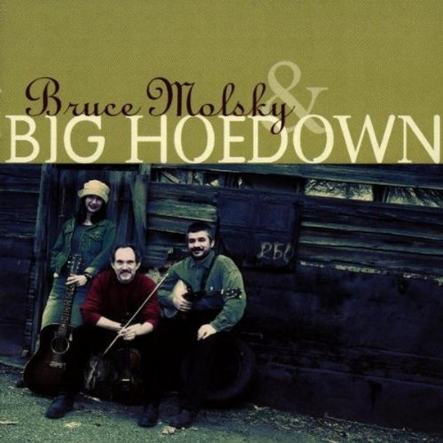 Bruce Molsky and Big Hoedown - Albumcover