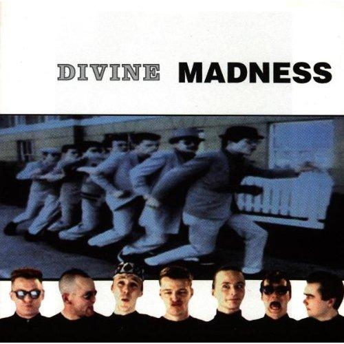 Madness: Divine Madness - Albumcover