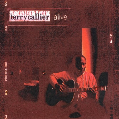 Terry Callier: Alive - Albumcover