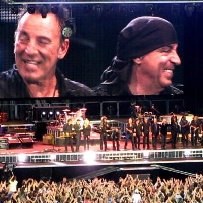 Bruce Springsteen and The E Street Band, Vienna 2012
